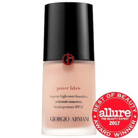Power Fabric Longwear High Cover Foundation SPF 25 in 1