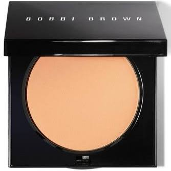 Sheer Finish Pressed Setting Powder in Warm Natural