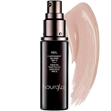 Veil Fluid Makeup Oil Free Broad Spectrum SPF 15 in No. 3 - Sand