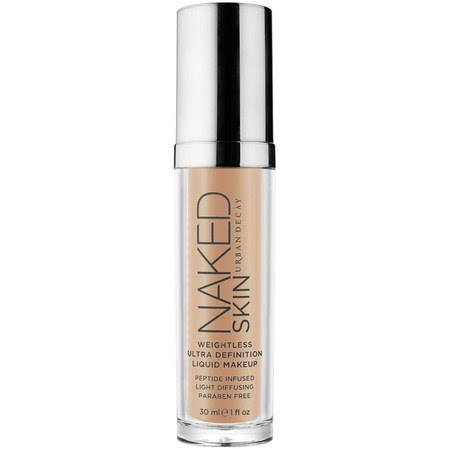 Naked Skin Weightless Ultra Definition Liquid Foundation in 3.5