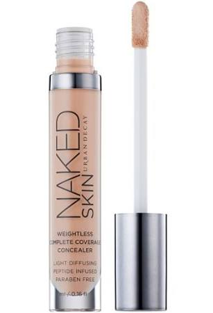 Naked Skin Weightless Complete Coverage Concealer in Light Neutral