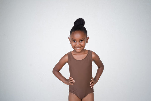 Youth Tank Leotard - Amina