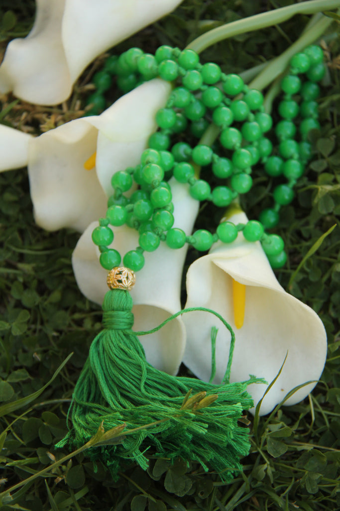 Mala Beads : Choosing the 109th Bead Through Its Meaning