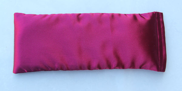 Yoga Eye Pillow - Plain Satins