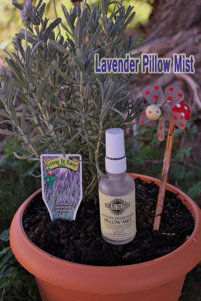 Lavender Infused Pillow Mist