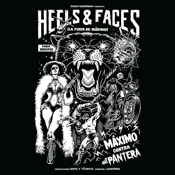 HF Artist Series Tee - Maximo by Jason Wasserman