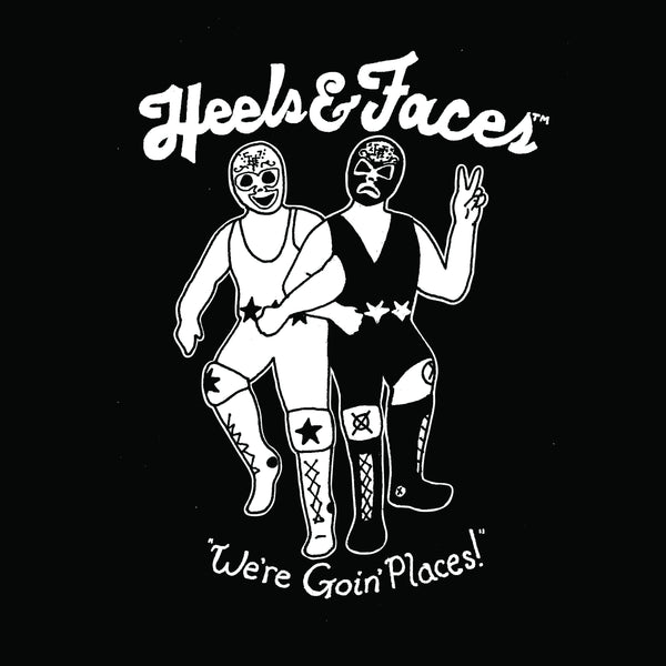 HF Artist Series Tee - We're Goin' Places by Sarah Shockey
