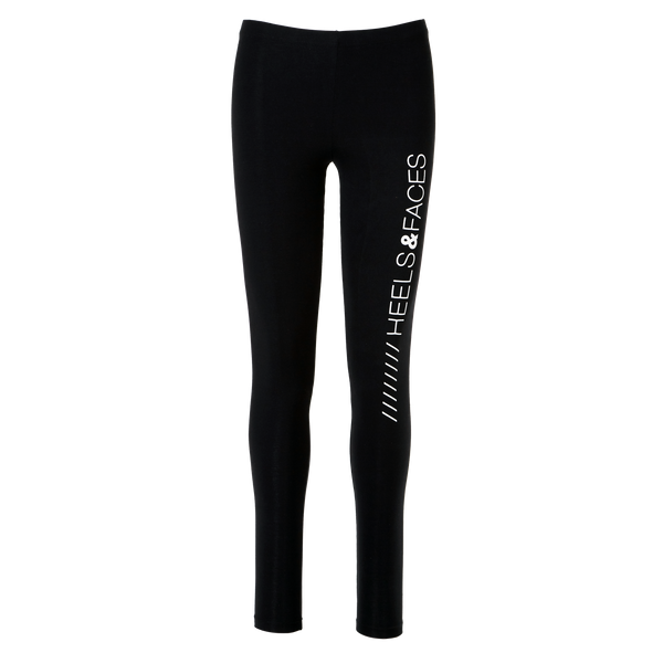 Slash Logo Leggings