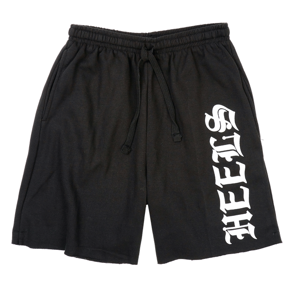 Split Personality Fleece Shorts