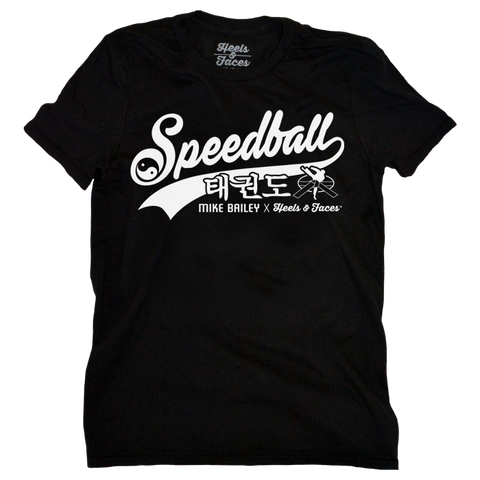 HF X Speedball Mike Bailey Tee