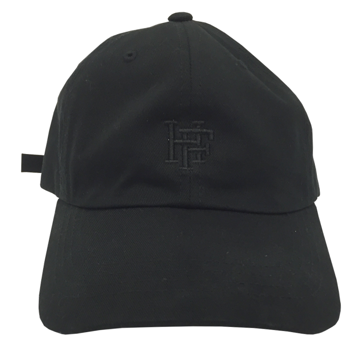 Varsity Dad Hat - Blackout Edition