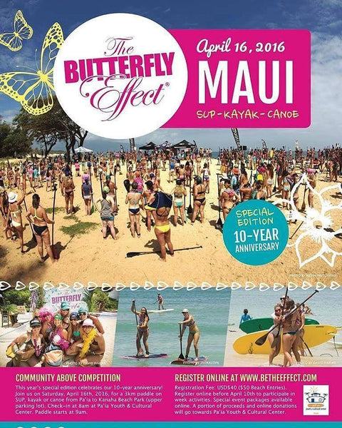 The Butterfly Effect MAUI