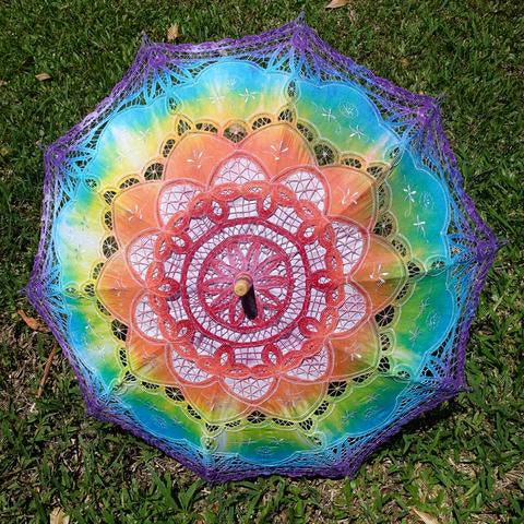 Rainbow Magic Parasol