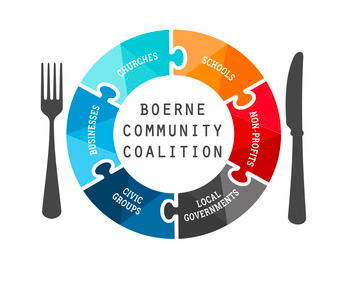 My Volunteer Work with the Boerne Community Coalition