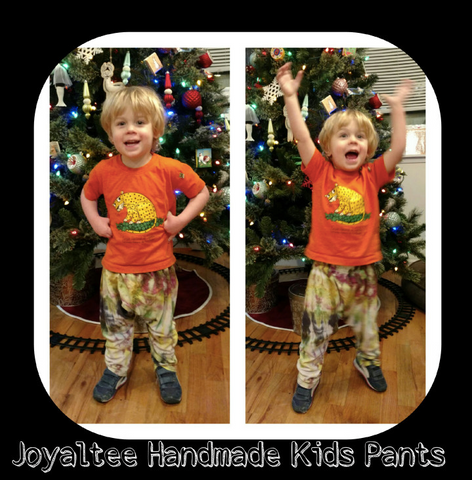 Joyaltee Upcycled Pants From T-Shirts, Recycle T Shirts