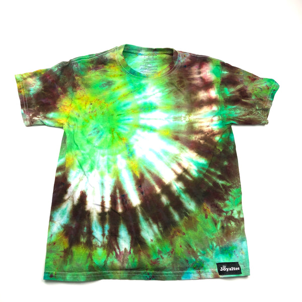Youth Medium, Size 10-12, Ice Dyed T Shirt