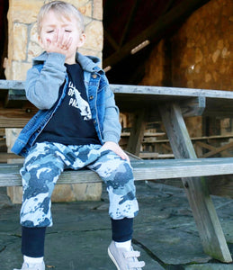 Joyaltee Upcycled Kids Clothes, Custom Kids Pants, T Shirt kids pants, kids pants made from your own t shirt, Alix Joyal, Corey Joyal, Brattleboro Vermont, Vermont Made, Vermont Clothing Company, Joyaltee vermont upcycles