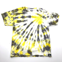 Youth Medium, Gildan, Size 10-12, Ice Dyed-- Tie Dyed T Shirt