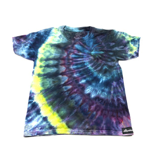 Youth Small, Size 6/8, Tie Dyed T Shirt