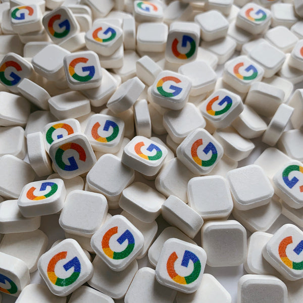 branded mints with logo
