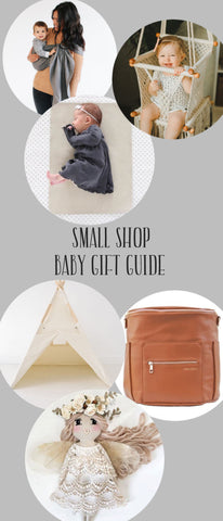 Small Shop Gift Guide by Adelisa & Co.