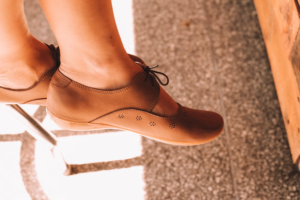 SECONDS Sol {Women's Leather Shoes}