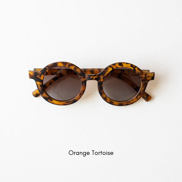 Vintage Round Children's Sunglasses