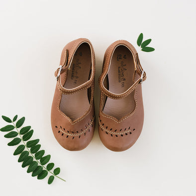 SECONDS Cosecha Mary Janes {Leather Shoes}