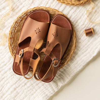 Estrella {Women's Leather Sandals}
