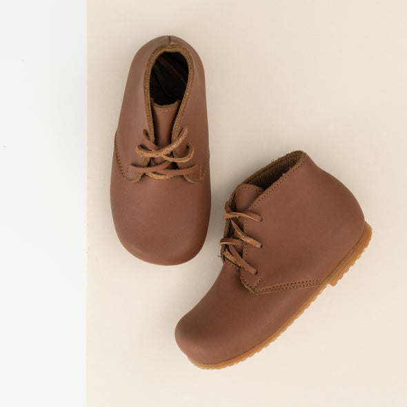 Ticuantepe {Children's Leather Boots}