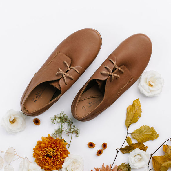 SECONDS SALE Antigua Oxfords {Women's Leather Shoes}