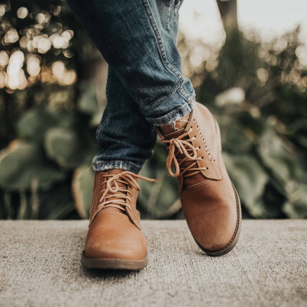 SECONDS Paseo {Men's Leather Boots