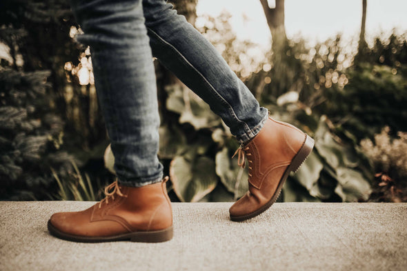 SECONDS SALE Paseo {Men's Leather Boots}