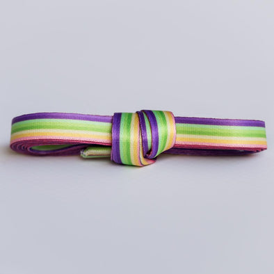 Shoe Laces - Iris - Rainbow