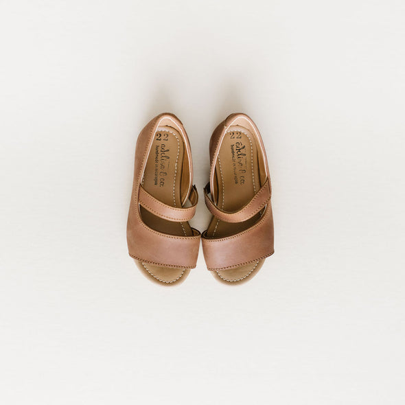 Ivania {Children's Leather Shoe}