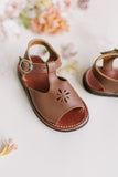Estrella {Children's Leather Sandals}