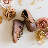 Adelisa & Co. Genuine Leather Primavera Children's Shoe Vintage Spring Collection