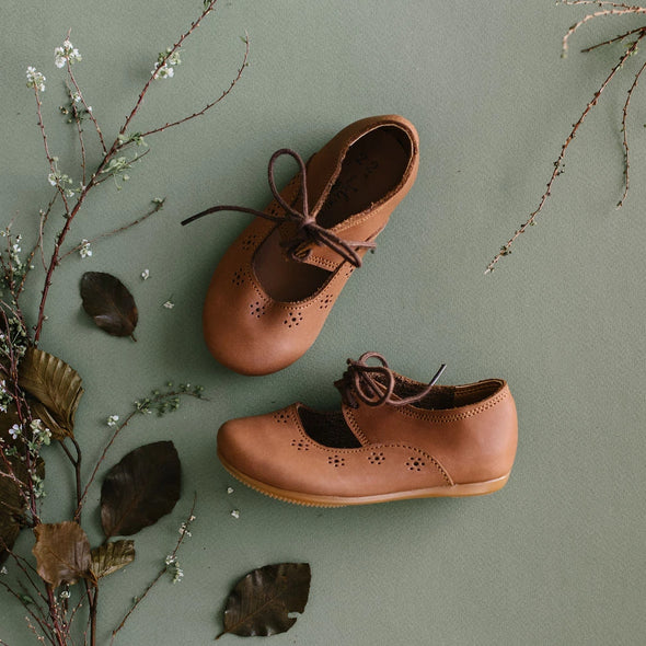 Sol {Children's Leather Shoes}