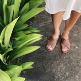 Adelisa & Co. Handmade Leather Women Shoes Sandals Made in Nicaragua