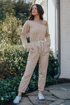 Dazed Off Shoulder Jumpsuit