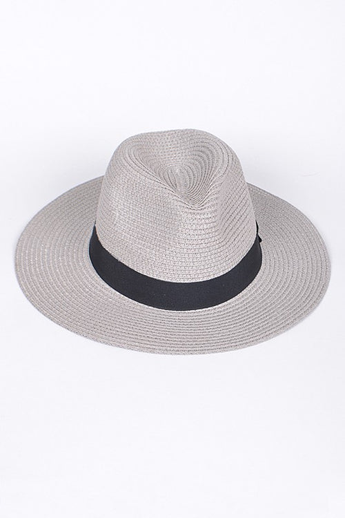 Summer Time Hat (GREY)