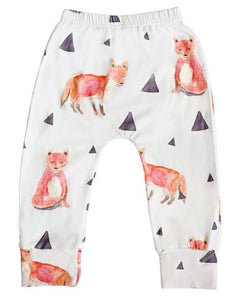 Red Fox Harem Pants