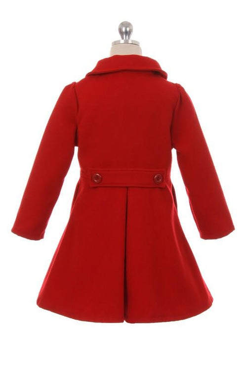 Stella Peacoat (RED)