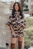 Camo Sweater & Skirt Set (SKIRT ONLY)