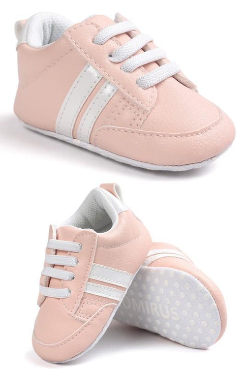 Step Up Sneaker - PINK