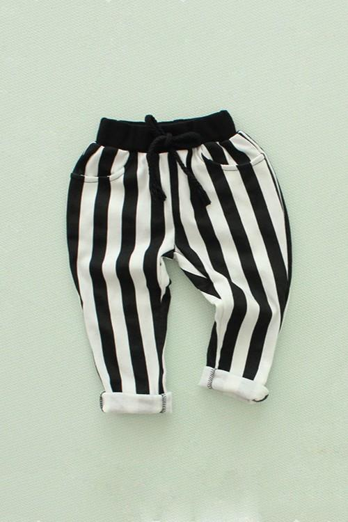 Unisex Striped Jogger
