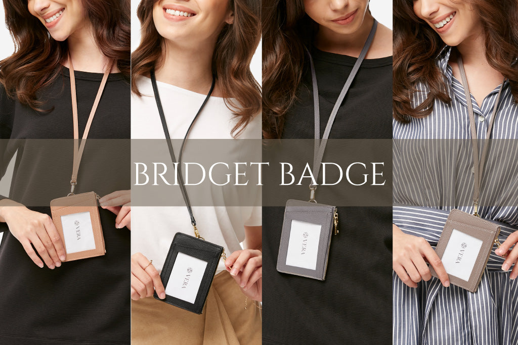 BRIDGET BADGE