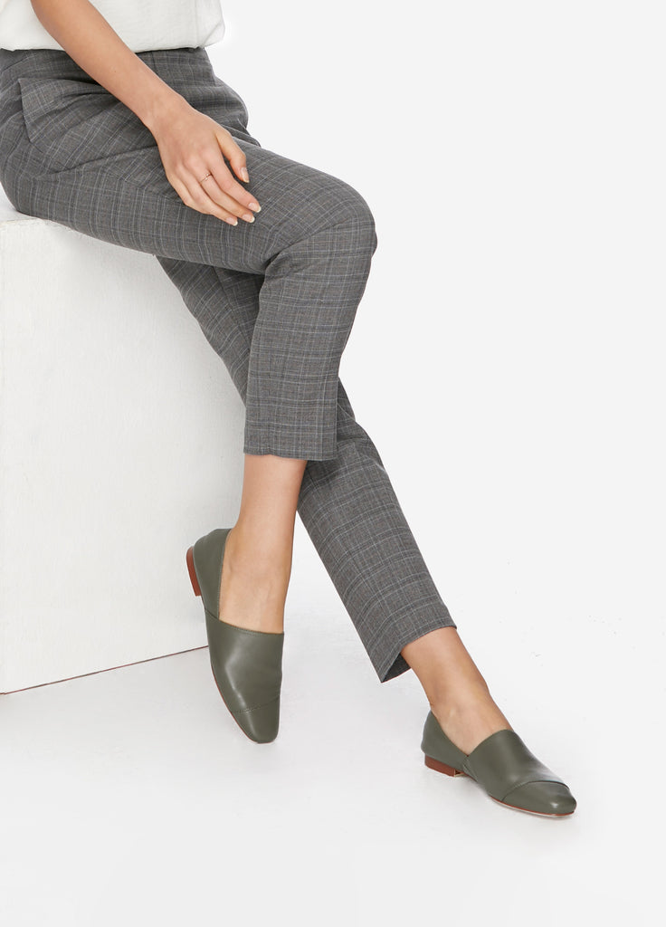 VERA AVERY SHOES in Ash Green