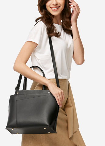 VERA BRIDGET Bag in Urban Black