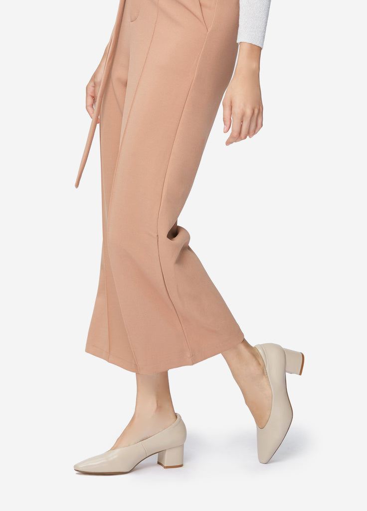 VERA HER HEELS in Boston Beige